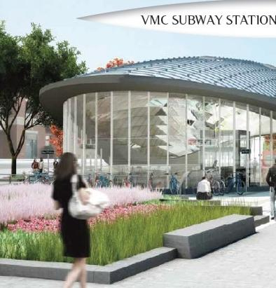 VMC Subway Station